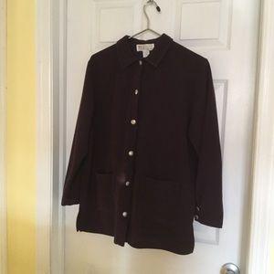 Ladies jacket and pants set